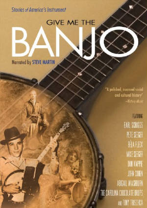 Give Me the Banjo!
