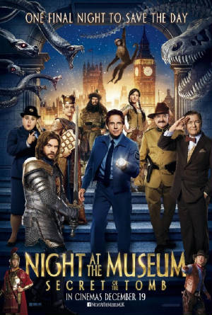 Night at the Museum, Secret of the Tomb